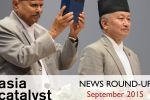 Asia Monthly News Round-up: September 2015