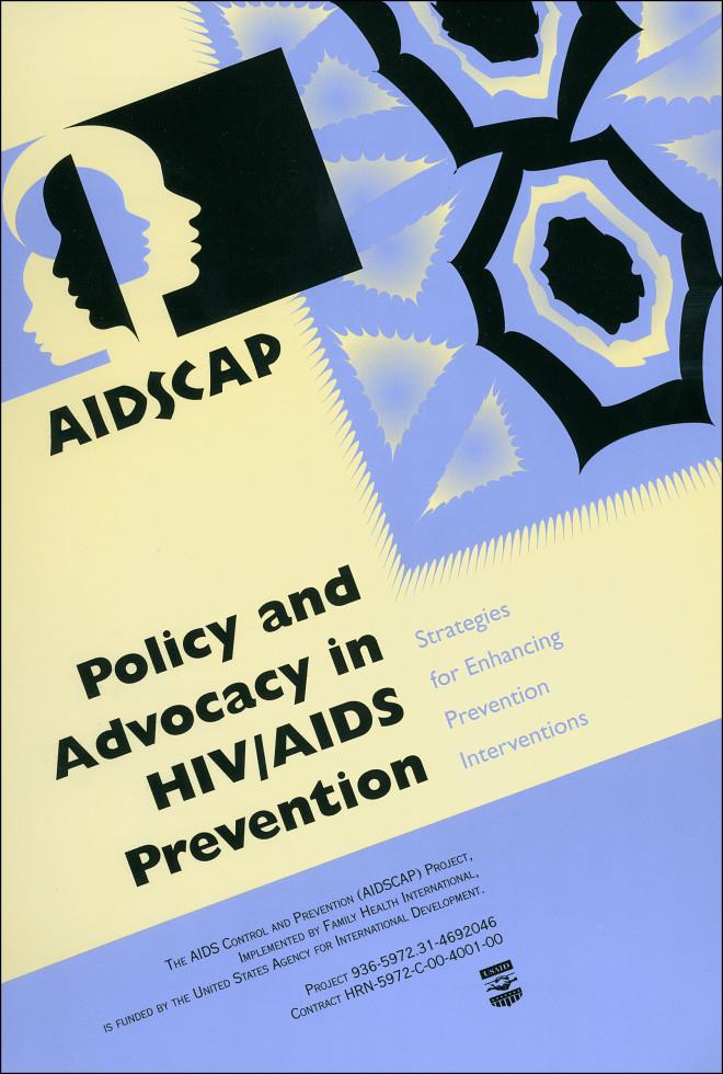FHI advocacy manual